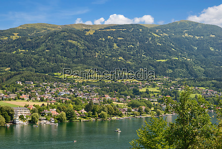 village of seeboden am millstaetter