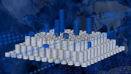 market online business concept business