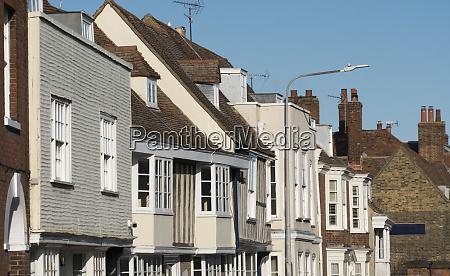 ancient buildings in faversham kent