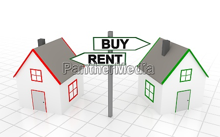 you must choose buy or rent