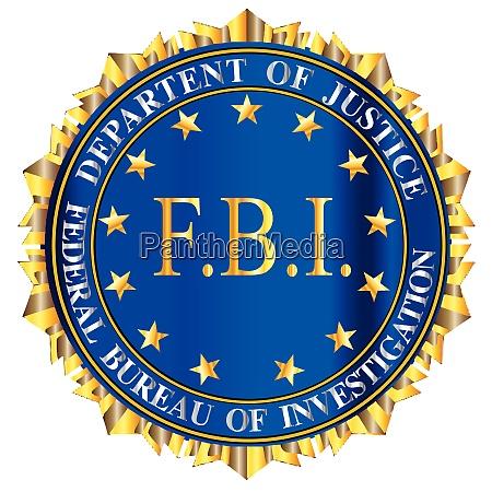 fbi spoof seal