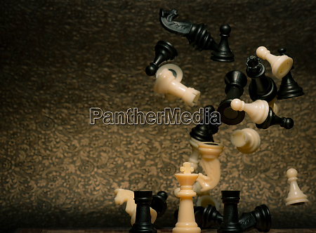 chess board game business strategy management