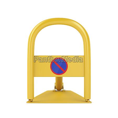 manual car parking lock