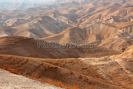 judean desert landscape israel