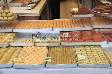 turkey marmara bursa sweets and desserts
