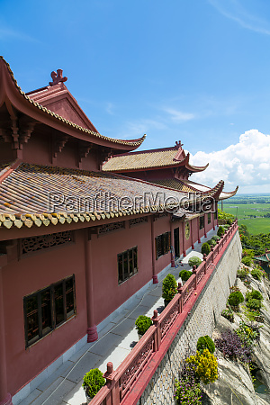long son pagoda chau doc vietnam