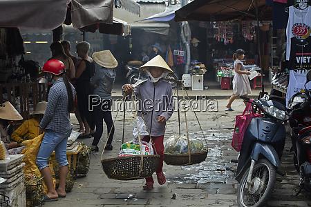 central market hoi an unesco world