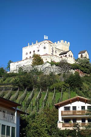 castello di castelbello in italy