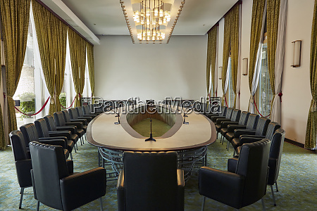 ministers cabinet room reunification palace formerly