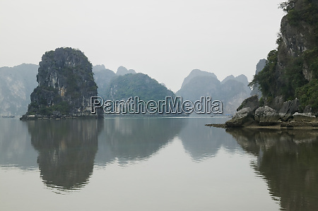 north vietnam ha long bay