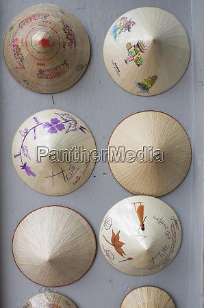 vietnam hanoi souvenir traditional hats