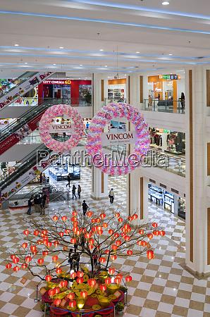vietnam halong city vincom center shopping