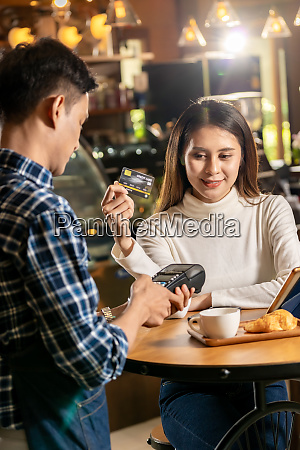 cafe payment contactless nfs