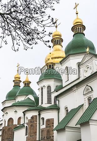 st sophia cathedral kiev ukraine