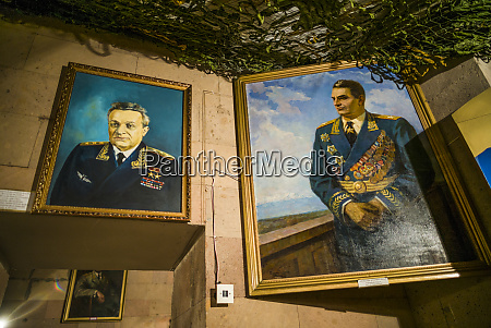armenia yerevan yerevan military museum paintings