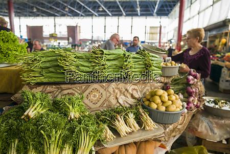 armenia yerevan gum market produce