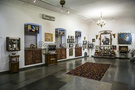 armenia yerevan sergei parajanov museum former