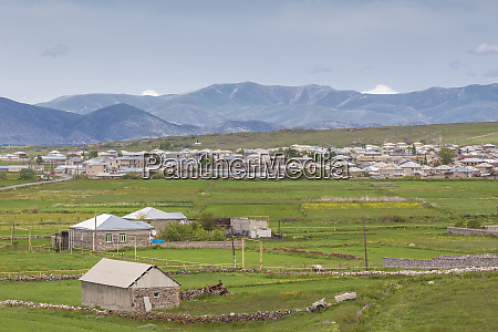 armenia noratus village view