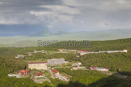 armenia tsaghkadzor olympic training village