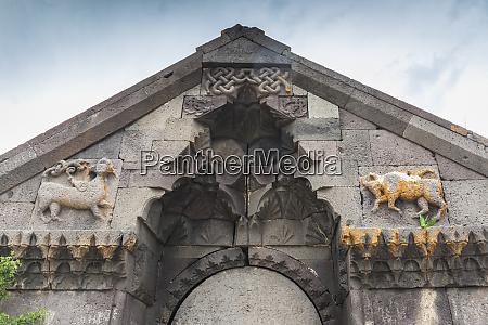 armenia selim caravanserai interior 14th century