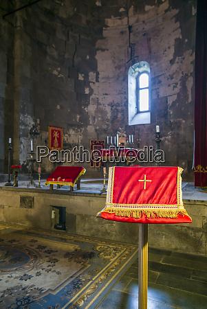 armenia tatev tatev monastery interior 9th