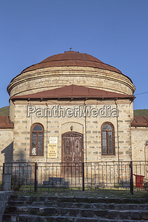 azerbaijan sheki a 6th century caucasian