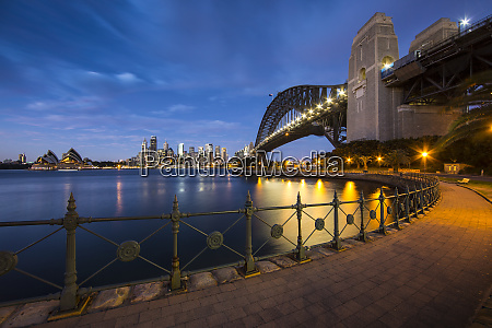 australia sydney city landscape credit as