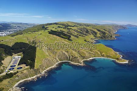 green point and tirau bay near