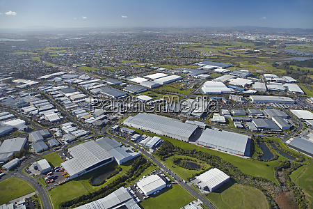 industrial area mangere auckland north island