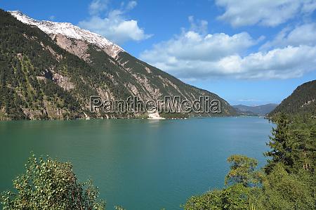 lake achensee in tirol austria