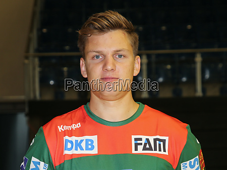 german handball player christoph steinert sc