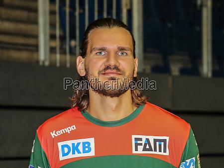 german handball player erik schmidt