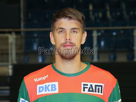 polish handball player piotr chrapkowski sc