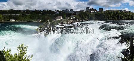 rhine falls of schaffhausen switzerland