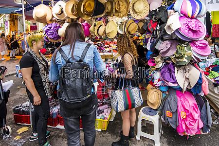 tung choi street ladies market mongkok