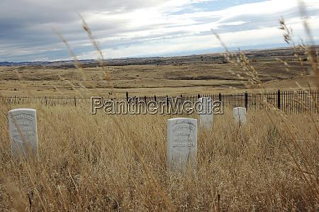 montana mass gravesite little bighorn battlefield