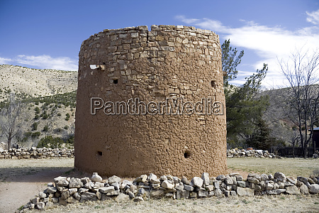 usa new mexico lincoln tower called