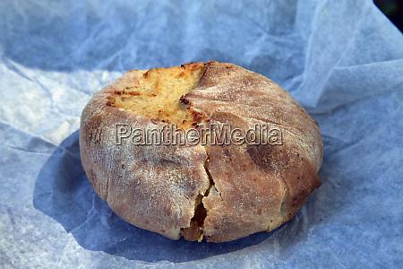 potato knish from the knish nosh