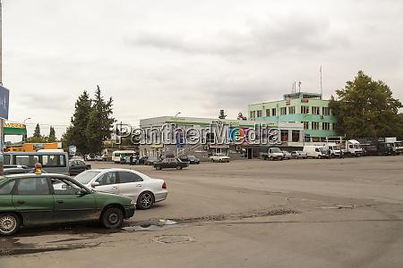 georgia tbilisi furniture store and parking