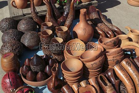georgia kutaisi pots and other ceramic
