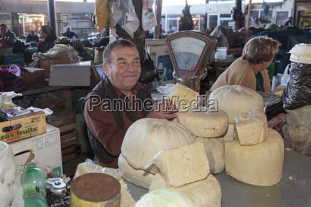 georgia telavi cheese merchant at a