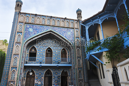 orbeliani bath house tbilisi georgia