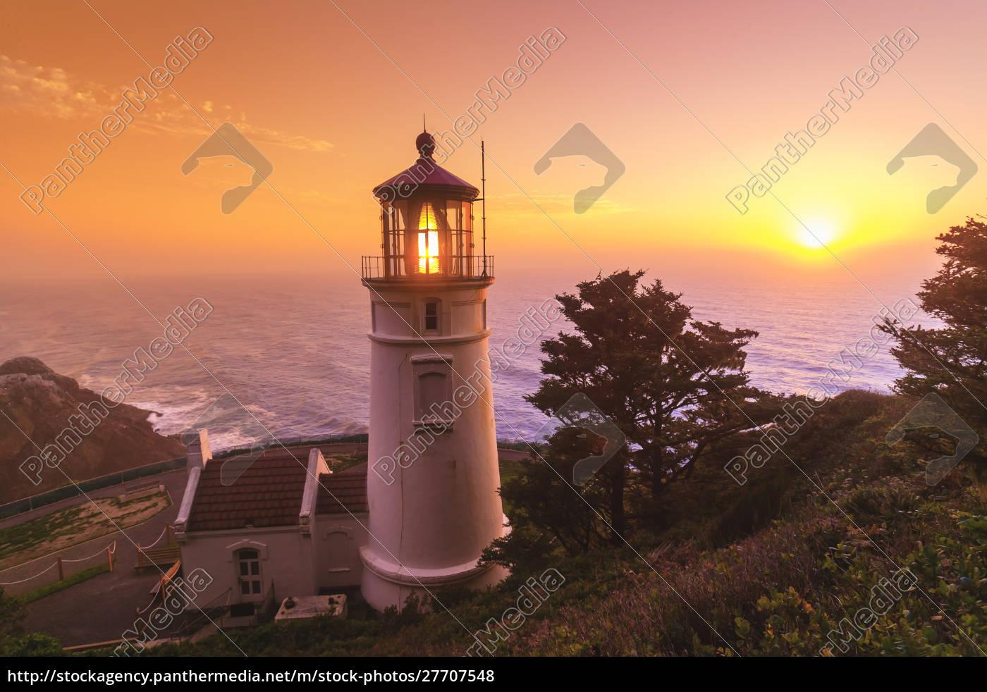 heceta, head, lighthouse, , devil's, elbow, state - 27707548
