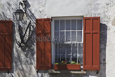 usa south carolina charleston house front