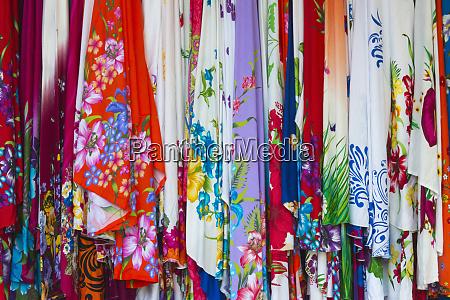 colorful scarf bali island indonesia large