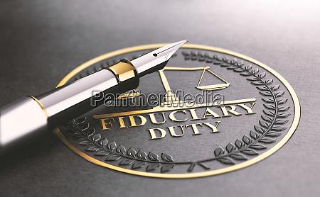 fiduciary duty legal responsibilities