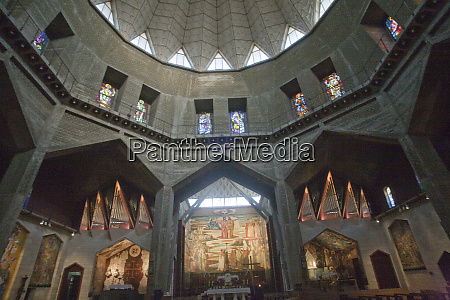sanctuary of the basilica of the