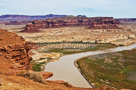 usa utah glen canyon national recreation