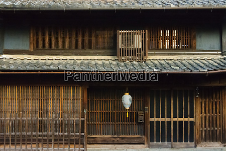 traditional wood house gifu gifu prefecture
