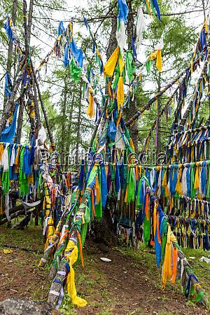 shaman ceremony lake hovsgol mongolia